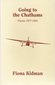 Going to the Chathams cover