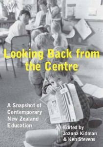Looking Back from the Centre cover