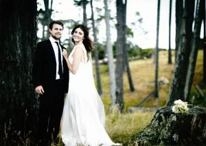 Zach and Anna Kidman