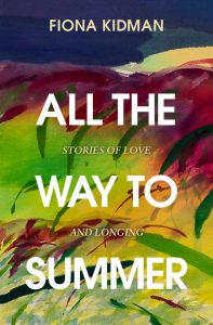 Cover for book All the way to Summer