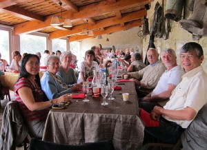 Lunch in the Camargue